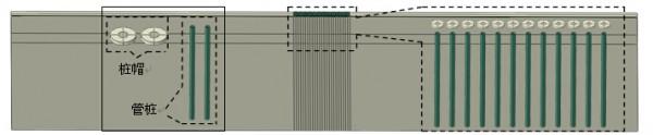 PTC管桩复合地基应力扩散效应研究