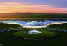 鄂尔多斯市机场新航站楼工程