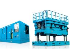 徐州盾安重工DTR2005H全套管全回转钻机施工案例