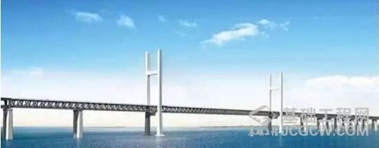 """国内最大造桥""""神器""""来平潭海峡公铁大桥服役"""