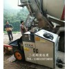 二次构造柱浇筑混凝土输送泵使用的好吗