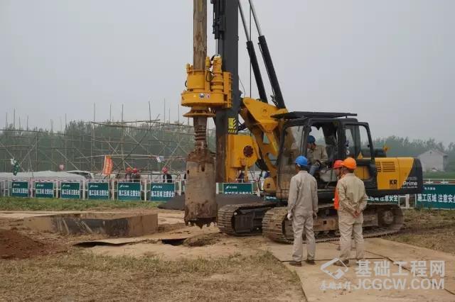 旋挖桩扩大头尺寸_求旋挖桩施工工艺 施工工艺