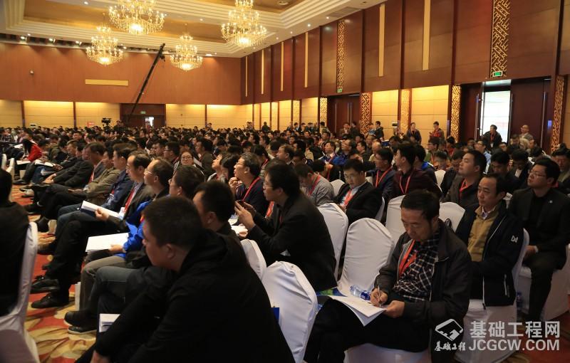 【规模宏大 专家云集】第十三届全国桩基工程学术会议在合肥隆重开幕