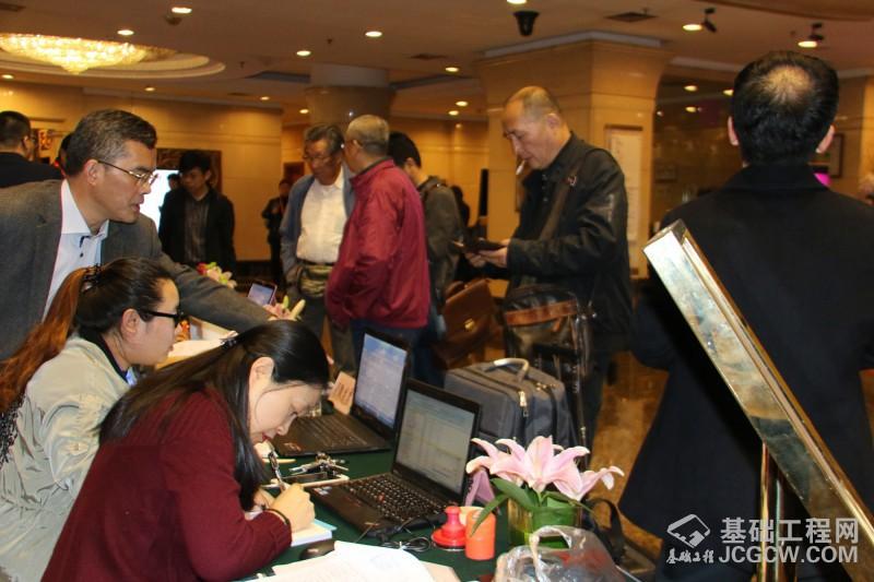 怀揣热望 共图发展|2017中国桩工机械年会参会人员劲爆