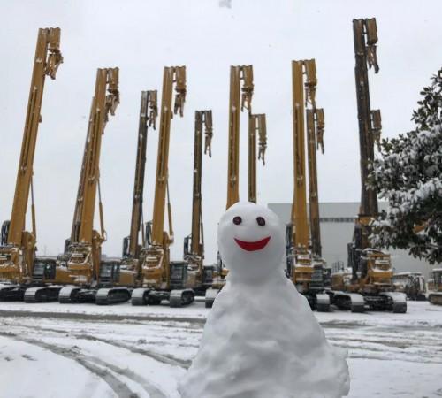 初雪,带您走进雪后至美的基础之冬