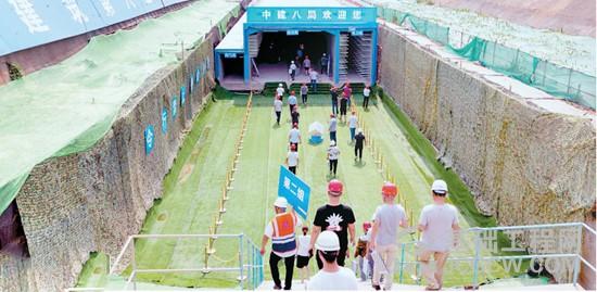 综合廊_郑州建8条综合管廊 燃气,供水,热力,电力管线全部入廊