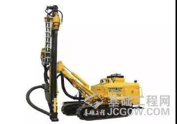 全液压钻机的维护和故障排除