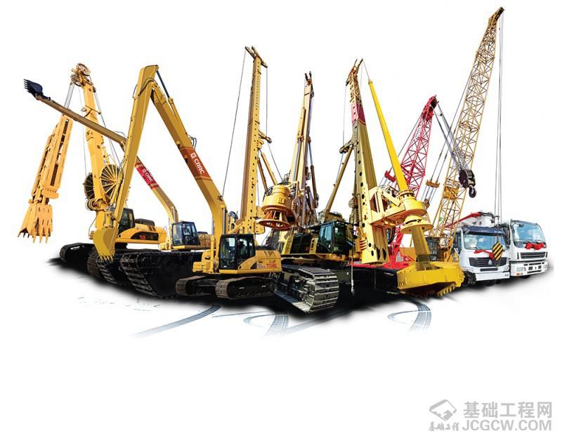 北京中车重工基础设备积极探索深基工程行业新蓝图