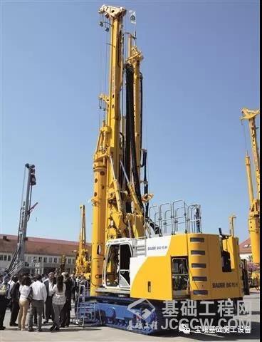 紧凑、灵活且高效:宝峨新款BG 15 H 专用型旋挖钻机视频发布