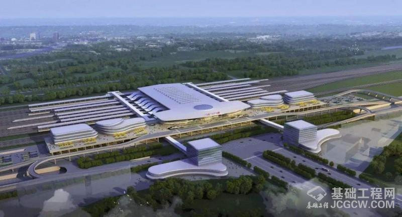 江湛铁路即将通车 江门站预留城市轨道交通空间