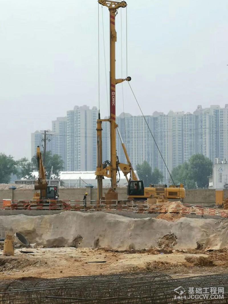 从零星买家到批量回头客,他给北京中车重工旋挖钻机打满分