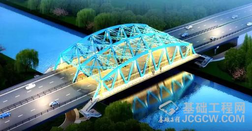 乍浦闸桥新建桥梁预计十月通车
