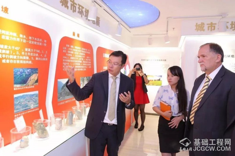 宝峨BCS 40铣槽机交付深圳工勘集团,广州荔湾新地标连续墙工程顺利开工