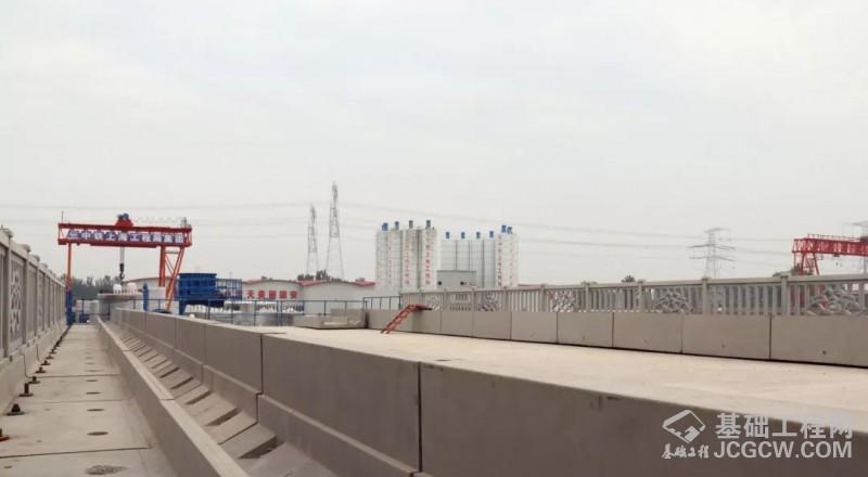 修高铁就像搭积木 京雄城际铁路建设再现创举