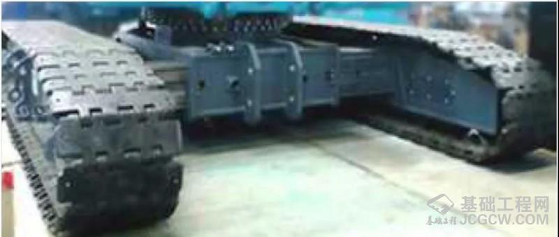 国产的骄傲!山河智能SWCH600-125M全液压履带桩架