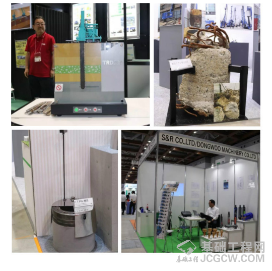 中国桩工学会组团赴日参加2019地基基础技术展览会
