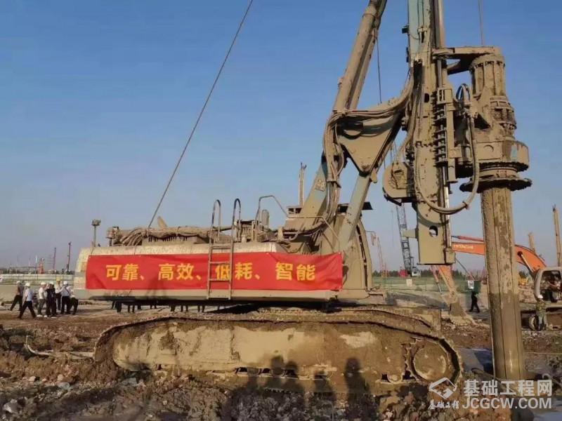 杭州盛会见证宇通YTR230Dpro旋挖钻机行业地位